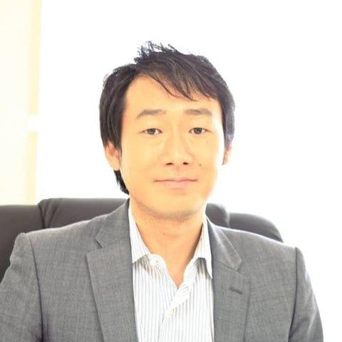 取締役齋藤 康平 Kohei Saito